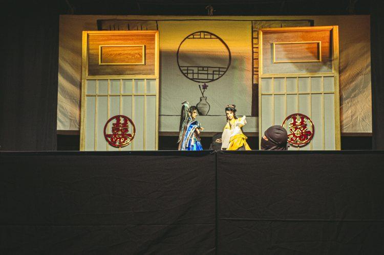 隱藏的冤家(義興閣掌中劇團提供/攝影陳博宇)