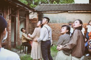 百年樂園(高雄市政府文化局、索拉舞蹈空間提供/攝影劉人豪)