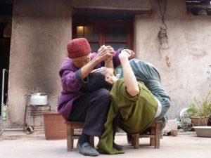 和三奶奶共舞 (下一個編舞計畫提供)