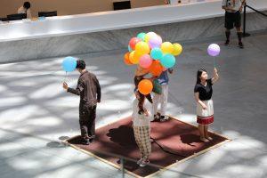 南美夢遊(台南大學戲劇創作與應用學系、台南市美術館提供/攝影林夙瑩)