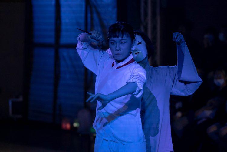 府城夜話(雞屎藤舞蹈劇場提供/攝影師Timothy Fang)