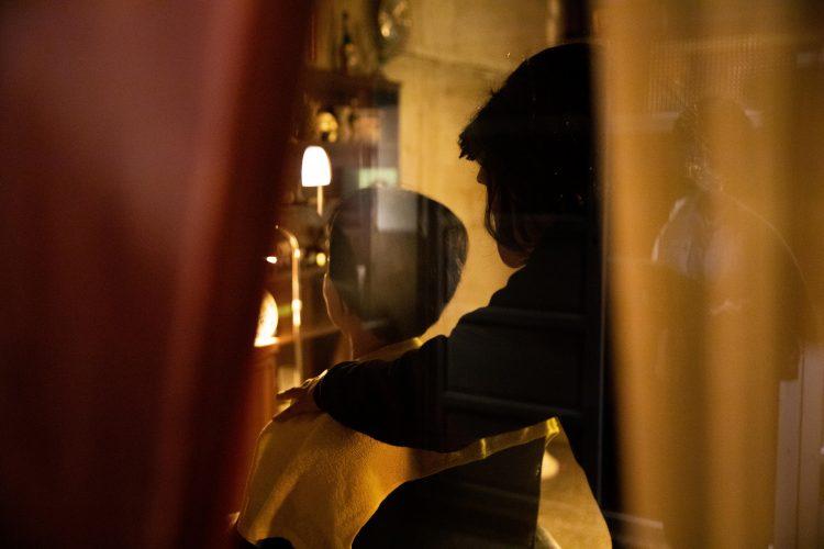 香蘭男子電棒燙(斜槓青年創作體提供/攝影Ken Photography)